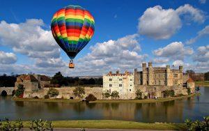 Leeds замок в Англии